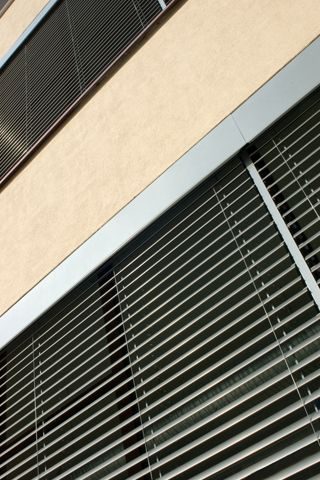 Brises-soleil orientable BSO
