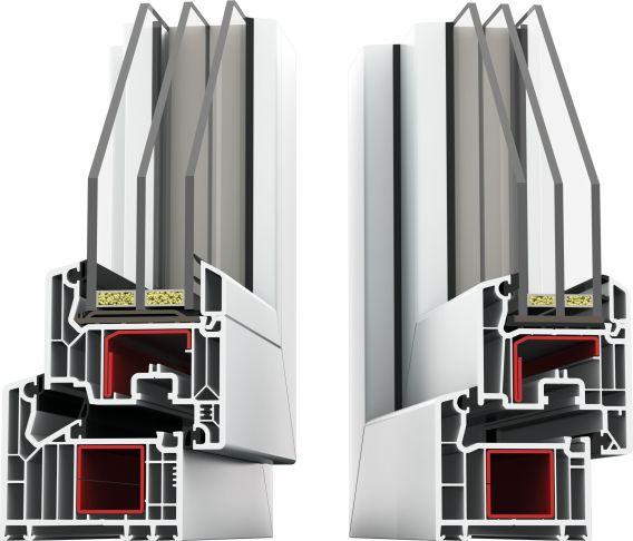 AG FENETRES -  Fenêtres  PVC VEKA