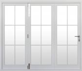 AG FENETRES - Portes de terrasse accordéon visuel 1