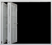 AG FENETRES - Portes de terrasse accordéon visuel 2