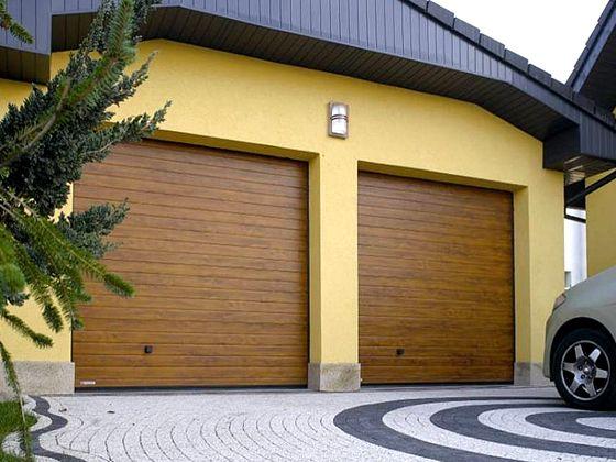 AG FENETRES - Portes de garage sectionnelle visuel 1